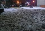 Управляющие компании Вологды привлечены к ответственности за плохую уборку снега