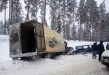 В Вологодской области после аварии под Петербургом ужесточат требования к перевозчикам