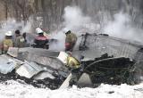 Крушение Ан-148: самолет разрушился от удара о землю, найдено более 200 фрагментов тел