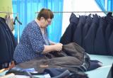 Вологодская фабрика одежды премиум-класса увеличила объемы производства на 14%
