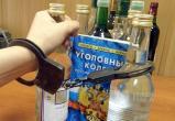 47 тысяч литров алкоголя изъяли вологодские полицейские в 2017 году