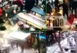 Украинские болельщики в Афинах напали на россиян с ножами и кастетами (ВИДЕО)