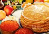 Веселая Масленица в Вологде:торт из 5000 блинов,кулачные бои,сожжение чучела Масленицы