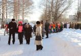 Оздоровительная «Прогулка с врачом» пройдет в парке Ветеранов Вологды