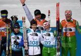 Российские паралимпийцы завоевали первое золото и серебро в Пхенчхане