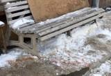 Снежная глыба травмировала 96-летнюю пенсионерку в Череповце