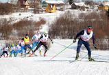 250 участников собрал в Харовске лыжный марафон