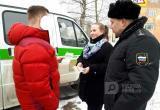 Приставы арестовали за три часа шесть автомобилей в Вологде