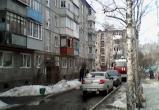 Пожарная тревога в пятиэтажке на улице Ветошкина в Вологде оказалась ложной