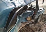 В Вологодской области столкнулись два ВАЗа