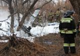 На улицы Хабаровска упал вертолет, шесть человек погибли (ВИДЕО)