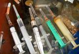 В Череповце полиция накрыла  наркопритон