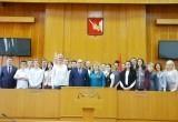 Школьники из города Страсбурга гостят в Вологде (ФОТО)