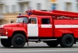 72-летняя пенсионерка получила ожоги на пожаре в Череповце