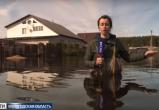 Половодье в Чагоде: затоплено кладбище и десятки домов