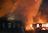 В Вологодской области инвалид I группы сгорел в своем доме