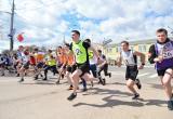 700 вологжан пробежали дистанцию в честь Дня Победы