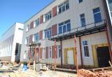 Бассейны новой школы на Северной проверяют на протечки (ФОТО)