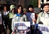 Онлайн-митинг обманутых дольщиков СУ -13 в Вологде (ВИДЕО)