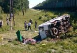 Страшное ДТП в Орловской области: погиб ребенок и трое взрослых (ВИДЕО)