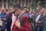 Задорный танец вологжанина на Дне России взорвал социальные сети (ВИДЕО)