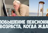 Петицию против повышения пенсионного возраста уже подписали 300 тыс. человек