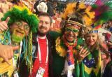 Наши на ЧМ: фотовести с полей чемпионата мира по футболу вологжане выкладывают в сеть (ФОТО)
