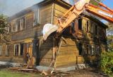 В Вологде за счет инвесторов снесли 50 аварийных домов