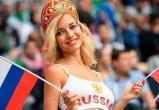 Самая красивая фанатка Сборной России рассказала о себе (ВИДЕО)
