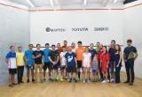 В Вологде прошел международный турнир по сквошу российской национальной серии «А» «Вологодские зори»