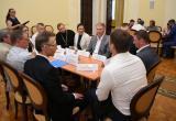 Михаил Зарецкий стал председателем Общественного совета Вологды