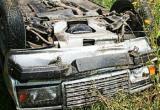 В Вологодской области погиб в ДТП 89-летний пассажир