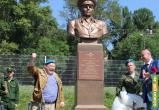 в Череповце открыли памятник отцу десантных войск - Василию Маргеллову