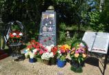 В Шекснинском районе открыт памятник партизану Дмитрию Черемушкину