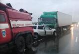 """Под Вологдой в смертельном ДТП столкнулись """"Renault Duster"""" и """"МАЗ"""""""