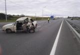 Женщина, попавшая в ДТП на Вологодской трассе, через сутки скончалась в больнице
