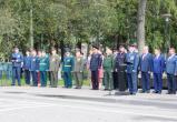 Сегодня в Вологде первокурсники ВИПЭ ФСИН приняли присягу (ФОТО)