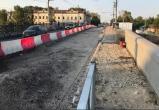 В эти выходные рабочие перекроют второю сторону Октябрьского моста