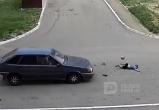 В Вологде сбили еще одного ребенка