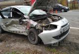 После жуткого ДТП пассажира пришлось извлекать из разбитой иномарки (ФОТО)