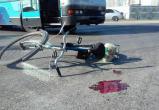 Отморозок на велосипеде сбил пенсионера в Череповце и скрылся: Пострадавший в реанимации