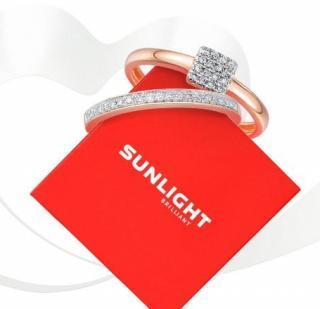 SUNLIGHT, сеть ювелирных магазинов