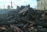 В Вологде со скандалом разобрали остатки исторического дома на улице Чернышевского