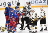 ХК «Северсталь» проиграл 20-ю игру сезона.Наставник «сталеваров» разочарован игроками: Команда может вылететь из КХЛ