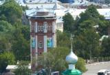 Красную водонапорную башню в центре Вологды хотят превратить в выставочный центр