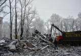 В шестом микрорайоне Вологды начали сносить аварийные дома