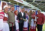 Голоса вологодских ремесел прозвучали в Москве