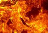 Пожар в квартире пенсионерки тушили в вологодской девятиэтажке в Бывалово