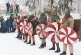 В центре Вологды «поселилась» настоящая средневековая деревня (ФОТО)