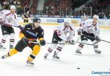 «Северсталь» выиграла дома в овертайме у рижского «Динамо»